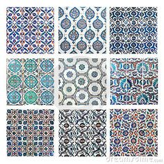 Turkish Tile Sample