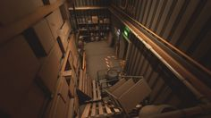 Storage House Set by Alexander Sychov in Environments - UE4 Marketplace