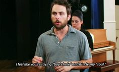 Charlie Kelly (Day)