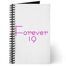 Forever 19 pink Journal