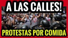 VENEZUELA NOTICIAS HOY, SE LANZAN A LAS CALLES POR COMIDA, ULTIMAS NOTIC...