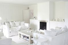 There are several tips to design the white living room. The living room is perfect if it is given with white living room furniture. Living Room Ideas Uk, Small Living Room Design, Living Room Color Schemes, Living Room Pictures, Small Living Rooms, Rugs In Living Room, Living Room Designs, Living Room Furniture, Living Room Decor