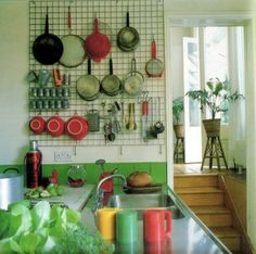 On the Grid: Grids in the Kitchen