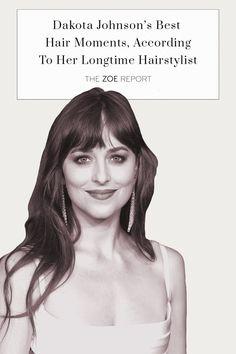 Beauty, hair, celebrity, Dakota Johnson