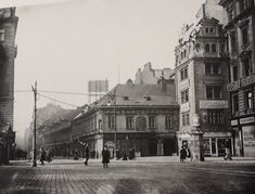 Vodickova Ulice Central Europe, Photographs, Street View, Photos
