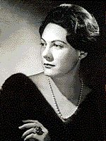 Renata Tebaldi. She didn't have a flawless opera voice, but she had more guts and passion than any singer I've heard from any generation since. Inspiration.