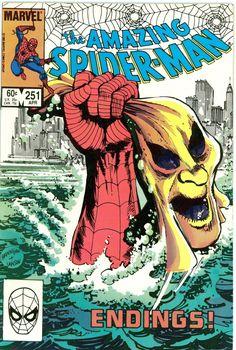 Marvel - Amazing Spider-Man (1963) #251 VF+