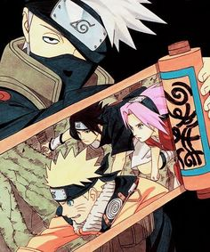 Discovered by Find images and videos about anime, draw and naruto on We Heart It - the app to get lost in what you love. Naruto Team 7, Naruto Kakashi, Anime Naruto, Naruto Cute, Madara Uchiha, Naruto Shippuden Anime, Manga Anime, Boruto, Sasunaru