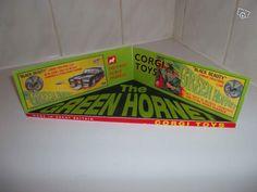 The green hornet Green Hornet, Corgi Toys, It Cast