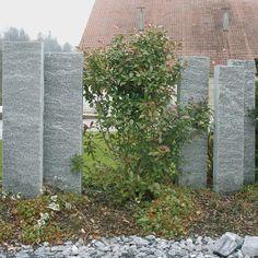 MÜLLER STEINAG Gruppe   Palisaden / Sichtschutz