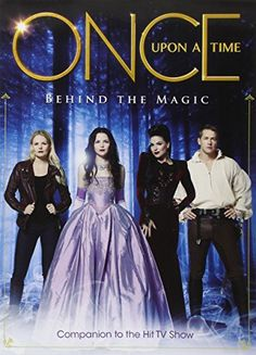 Once Upon a Time - Behind the Magic (Insiders Guide) by Tara Bennett http://www.amazon.co.uk/dp/1782760296/ref=cm_sw_r_pi_dp_68b6vb0NZWNZV