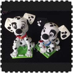 Dalmatian - made by Only 1 Art Centre