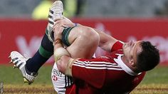 British & Irish Lion, Cian Healy, suffers an ankle injury against Western Force Ankle Injuries, British And Irish Lions, Irish Rugby, Rugby Sport, World Rugby, Lion Pride, Victorious, The Incredibles, Running