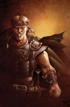 """Beowulf is described as a very strong looking man who Grendel seems to fear yet, curious to test his strength. (When Beowulf crosses the seas just to kill Grendel.) """"Something is coming, strange as spring. I am afraid. Standing on an open hill, I imagine muffled footsteps overhead."""""""