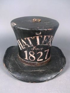 A 19th century hat s