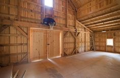 Barn Home Great Plains Western Horse Barn Home project by Sand Creek Post & Beam. View this gallery for ideas on your next dream barn. Pole Barn Kits, Pole Barn Garage, Barn House Kits, Pole Barn Homes, Pole Barns, Home Basketball Court, Indoor Basketball, Basketball Hoop, Kids Barn