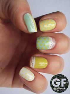 glitterfingerlexa #nail #nails #nailart