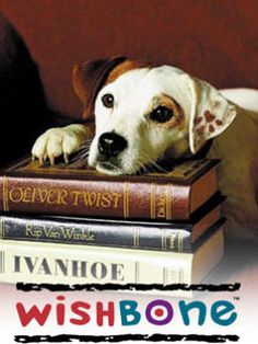Wishbone--This TV show is one reason we have a Jack Russell Terrier.