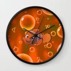 Finding Nemo Wall Clock