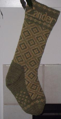 whole stocking by princesstadpole, via Flickr