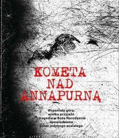 """""""Kometa nad Annapurną"""" – Simone Moro"""