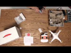 Everything you need to know from what's in the box to unpacking and assembly. The procedure is both straight forward and intuitive as you are shown how to co. Dji Phantom 2, Aerial Photography