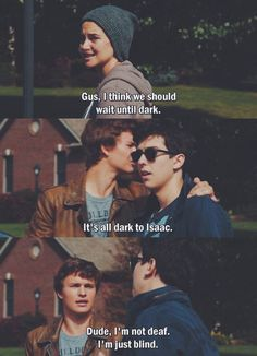 best ! The Fault in Our Stars