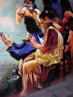 Flamenco vive - Granada  http://www.costatropicalevents.com/en/cultural/city.html