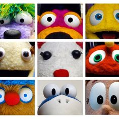 Swazzle Puppets - Eye see you #liveyourdreams #puppets #life #TGIF