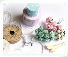 Wild Orchid Crafts: Birthday Cake in the Box - tutorial
