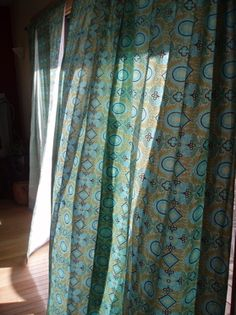 DIY: Simple Panel Curtains (in Four Hours or Less)