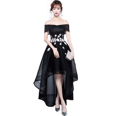 Elegant  Evening Dress 2017 //Price: $72.89 & FREE Shipping //http://likeadiamondworld.com/hot-sale-elegant-short-front-long-back-evening-dress-2017-cheap-formal-import-occasion-dresses-robe-de-soiree/