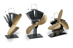 *Lee Valley wood stove fan