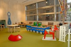 New Play Space in Murray Hill: Scandinavia House's Redesigned Heimbold Family Children's Learning Center - Scandinavia House Nordic Fun for NYC Kids | Mommy Poppins - Things to Do in NYC with Kids