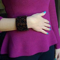 Jewelry - Scale Cuff Bracelet! Clearance Price!