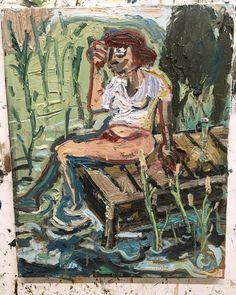 A Good Man, Weed, Dan, Painting, Instagram, Painting Art, Marijuana Plants, Paintings