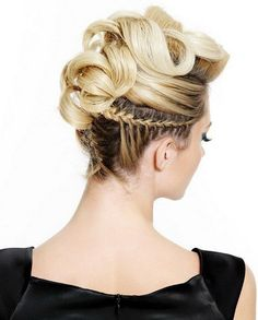 Long Party Hairstyles 2013 for Women