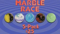 Marble Race [5 Pack] Racing Video Game – KidzMatter Marble Race, Lets Play A Game, Video Game, Racing, Games, Running, Video Games, Lace, Gaming