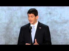Paul Ryan RNC Speech Best Moments: Obama 'Pretty Experienced at' Throwing Away Money
