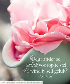 Afrikaans Quotes, Printable Quotes, Inspirational Thoughts, Faith, Mood Boards, Trust, Wisdom, Printables, Teaching
