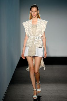 Allude SS2014 look # 09