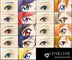 Winnie Yap Is The Queen Of Anime Eyes