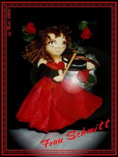 Frau Schmitt - Herzblut - by DemonViridian.deviantart.com on @DeviantArt