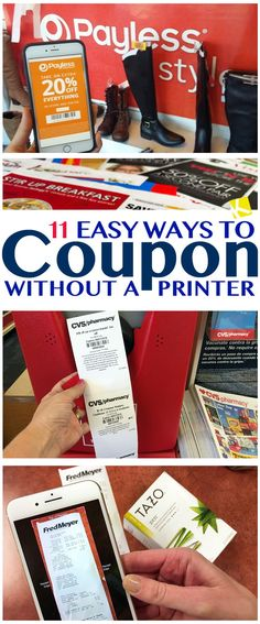 11+Easy+Ways+to+Coupon+Without+a+Printer