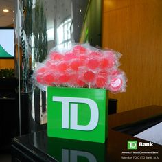 We're suckers for a great cause. So we turned our lollipops pink to show support for #BreastCancerAwarenessMonth. Stop by one of our Stores to have a lollipop on us!