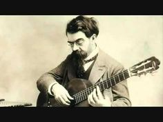Francisco Tárrega was a Spanish composer and classical guitarist of the Romantic period. Tárrega is considered to have laid the foundations for century classical guitar and for increasing interest in the guitar as a recital instrument. Classical Guitar Lessons, Classical Music, Classical Guitars, Music Love, My Music, Jazz, Romantic Period, Dorothy Parker, James Joyce