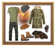 """man...."" by scarlet87 ❤ liked on Polyvore featuring 321, Mr & Mrs Italy, UGG, Outdoor Research, Bergè, TW Steel, men's fashion and menswear"