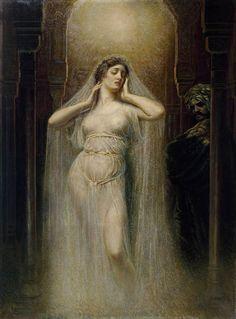 Personaje femenino principal de Parsifal, de Richard Wagner (1813-1883). Estrenado en 1882, Kundry tiene sus correspondencias en carácter y estética en los personajes de Venus en Tannhäusser (1845) y de Ortud en Lohengrin (1850).
