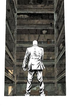 Moon Knight #5. One of the best action sequences ever in comics
