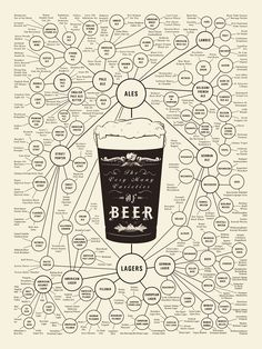 Who said would be easy to drink beer? |  Your Complete Guide to Beer (via @FastCoDesign @ireland)